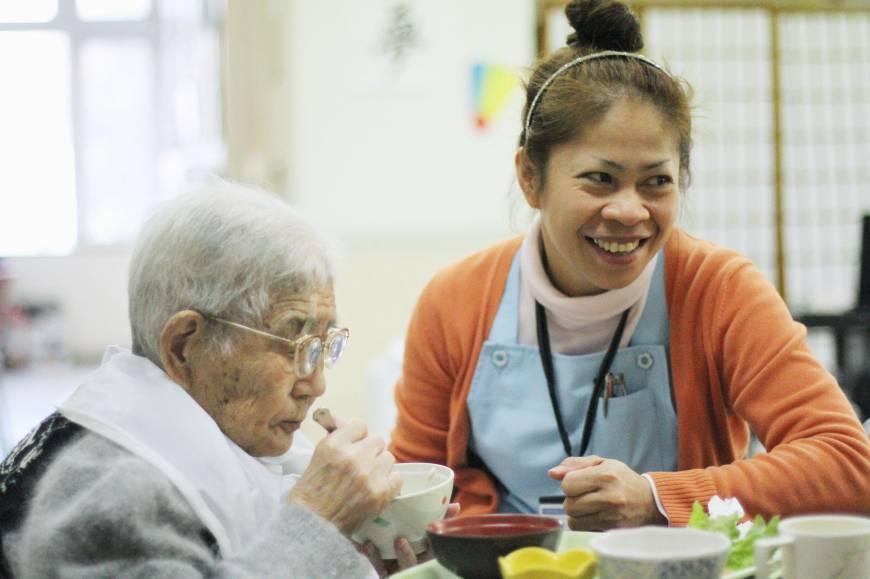 Caregiver program across the nation + family